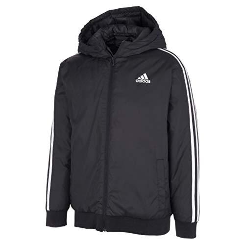 adidas Jungen Little Kid Classic Bomber JKT Boy Jacke zum Aufwärmen, schwarz, XS