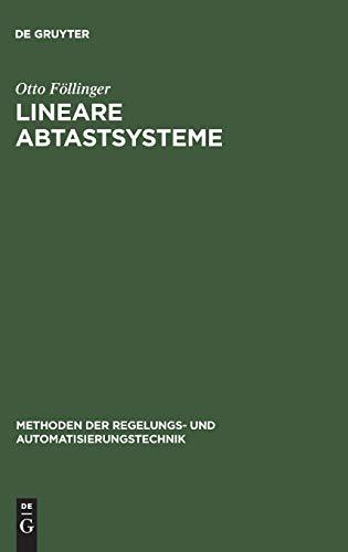 Lineare Abtastsysteme (Methoden der Regelungs- und Automatisierungstechnik)