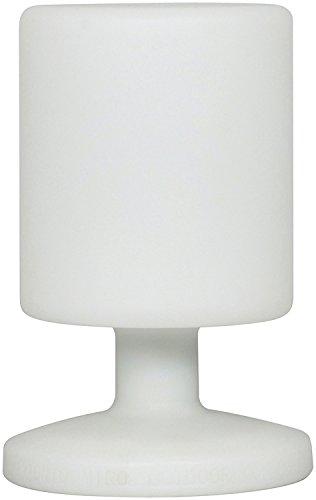 Lampe de Table Led intérieur/extérieur - 26 cm - 3 intensités - rechargeable - sans fil