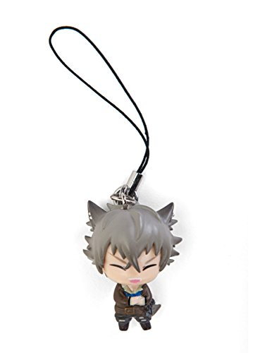Ensemble Stars! Koga Oogami Dark Night Halloween Mini Strap Figure