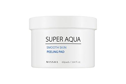 Missha Super Aqua Smooth Skin Peeling Pad 60 Stueck