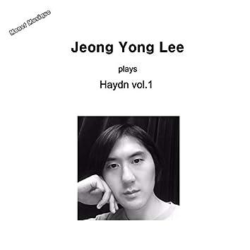 Jeong yong Lee plays Haydn Vol.1