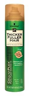 Thicker Fuller Hair Weightless Volumizing Hair Spray - 8 oz (B00006L9KZ) | Amazon price tracker / tracking, Amazon price history charts, Amazon price watches, Amazon price drop alerts