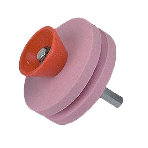 Liery Rasenmäherschärfer Schleifwerkzeug Aluminiumoxid Keramikschärfer Für Pneumatische Rasenmäher Bohrmaschine Handbohrmaschine