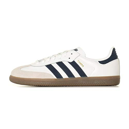 Adidas Samba Hombre Zapatillas Blanco