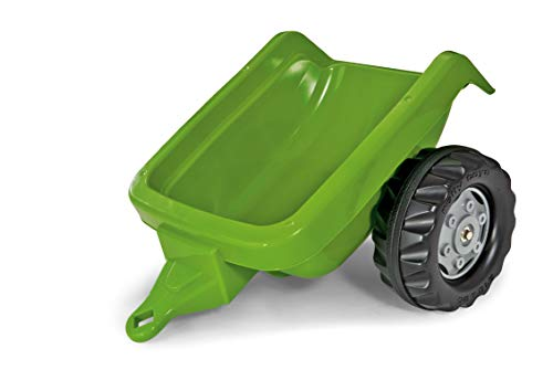 Rolly Toys 12 172 4 - Anhänger Kid Deutz, grün