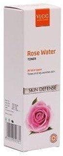 VLCC Natural Sciences Skin Defense Rose Water Toner (2 x 50 ml)