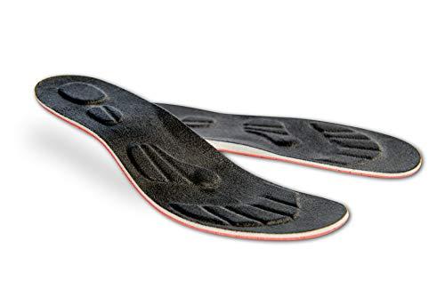 VenoPower Einlegesohlen, die besseren Kompressionsstrümpfe, Schuheinlagen für eine mindestens 26% bessere Durchblutung der Füße & Beine, von Ärzten entwickelte Schuhsohle gegen Krampfadern (38 EUR)