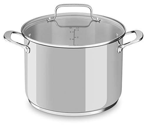 kitchenaid hard anodized saucepan - 3