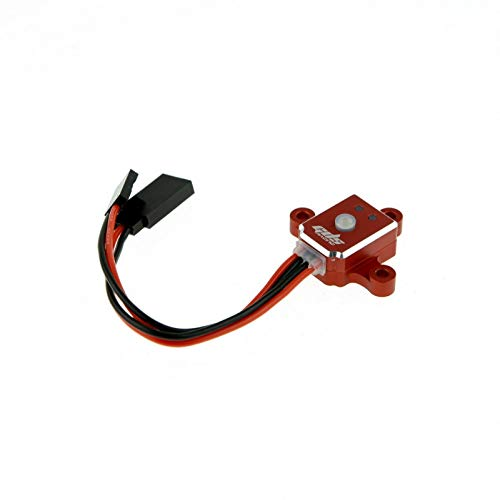 GDS Racing Electric Power Switch for RC Car Airplane Boat Li-Po NIMH Model Red