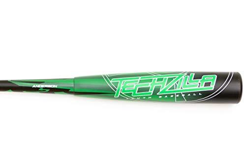 2019 Anderson Techzilla S-Series (-8) Hybrid Youth Baseball (USABat) (30 inch / 22oz.)