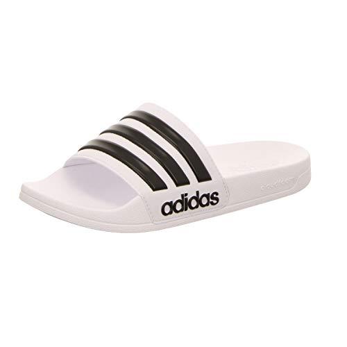 Adidas Męski Adilette Shower, Klapki, Biały, 40 EU