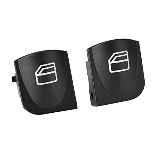 para Mercedes W203C230, C240, C280, C320, C350, C32 AMG, C55 AMG Todos los Modelos, botón de la Cubierta del Interruptor de la ventanilla del Coche