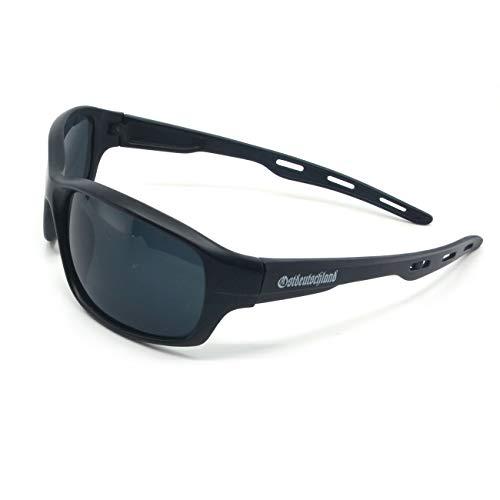 Spaß kostet Sonnenbrille schwarz OSTDEUTSCHLAND mit UV 400 Sonnenschutz