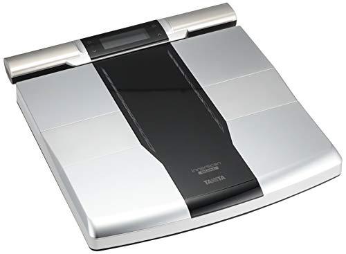 タニタ体組成計部位別日本製RD-800-BK筋肉の質が分かる医療分野の技術搭載/スマホでデータ管理インナースキャンデュアル