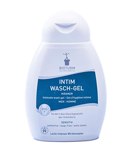 Bioturm Bio Intim Wasch-Gel für Männer 250 ml
