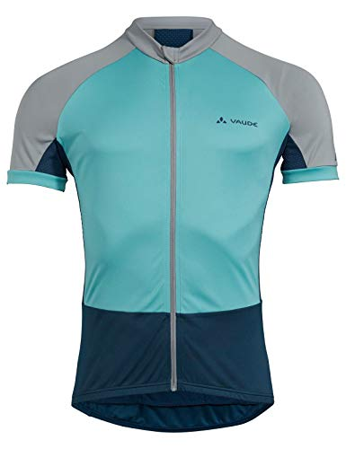 Vaude Herren Trikot Men's Advanced FZ Tricot, Lake, XXL, 41996