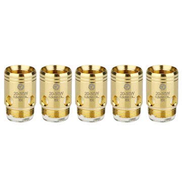 Original 5pcs Joyetech EX Coil Head 0.5ohm Coil for Exceed Series Atomizers Spare Part for Exceed Tank E-cig Coil