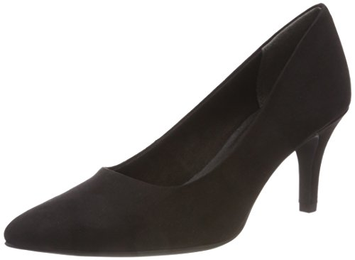 MARCO TOZZI Damen 2-2-22452-31 001 Pumps, Schwarz (Black), 38 EU