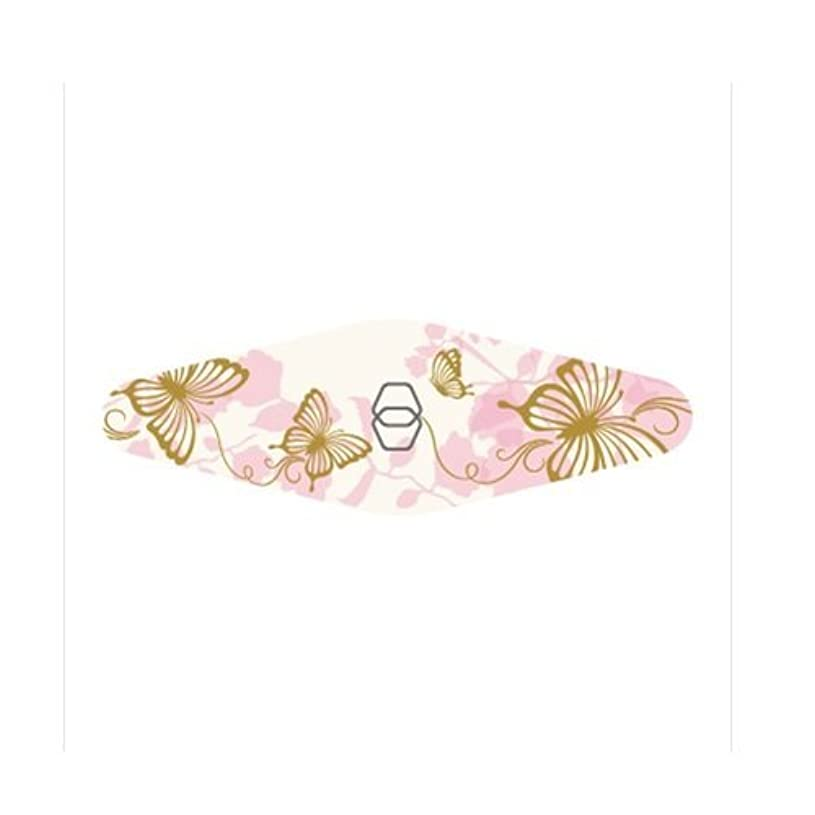 再生可能マニフェスト外交GOEI DIAMOND ダイヤモンド爪やすり キャリー(ピンク蝶々)