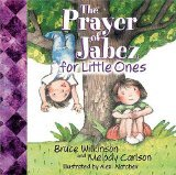 Hardcover The Prayer of Jabez for Little Ones Book