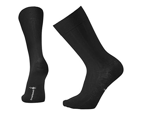 Smartwool City Slicker Crew Socks - Men's Ultra Light Cushioned Merino Wool Performance Socks