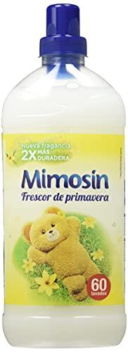 Mimosín Mimosin Suavizante Frescor De Primavera 60 Lavados 1200 g