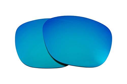 SEEK Ersatzgläser Kompatibel mit OAKLEY ENDURO (Asia Fit) Polarisiert Blau