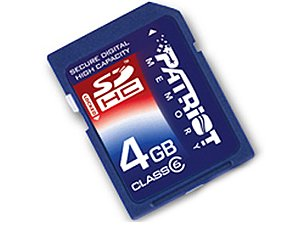 SDHC SD CARD 4GB MEMORY FOR CANNON POWERSHOT SD870 IS