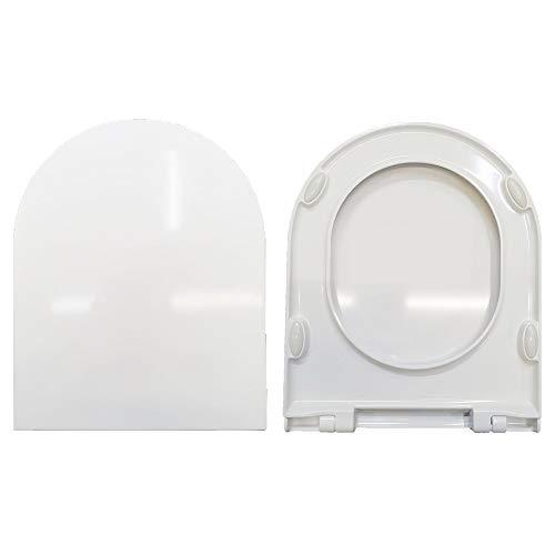 Copriwater Ydra Pozzi Ginori termoindurente bianco