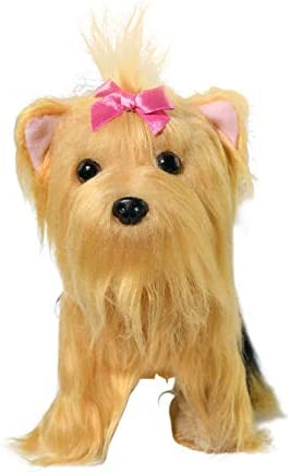 Home X Yorkie Terrier Electric Dog Toys Interactive Pets Stuffed Animals product image