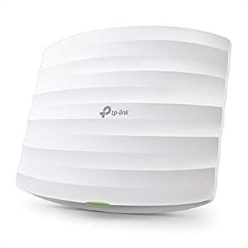 TP-Link EAP265 HD | Omada Enterprise AC1750 Gigabit Wireless Access Point for High-Density Deployment | Support Mesh Seamless Roaming & MU-MIMO | PoE Powered | SDN Integrated Cloud Access &Omada App