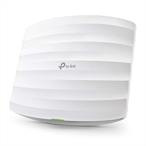 TP-Link EAP265 HD | Omada Enterprise AC1750 Gigabit Wireless Access Point for High-Density Deployment | Support Mesh, Seamless Roaming & MU-MIMO | PoE Powered | SDN Integrated, Cloud Access &Omada App
