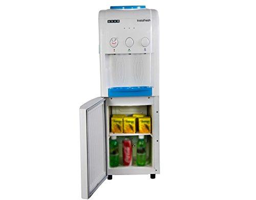 USHA Instafresh Cooling cabinet Water dispenser (White)