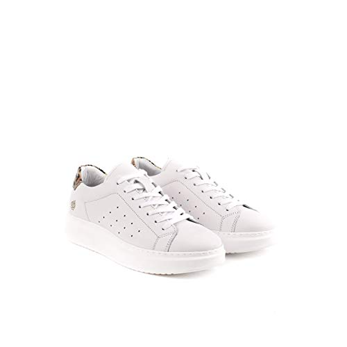 Apple of Eden Damen Sneaker Daniela Lederbesatz