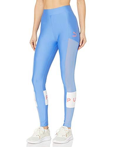 PUMA Xtg - Mallas para Mujer - Azul - X-Large