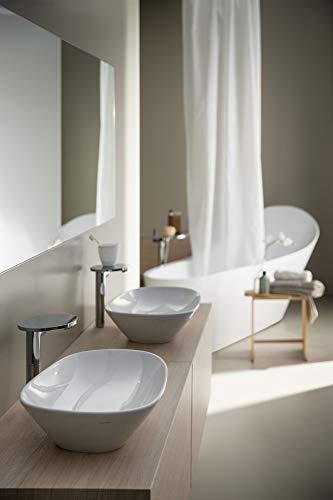 Laufen Palomba Waschtisch-Schale, ohne Hahnloch, ohne Überlauf, 520x380, Farbe: Weiß mit LCC