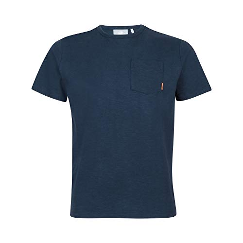 Mammut Pocket T-Shirt Homme Marine FR: M (Taille Fabricant: M)