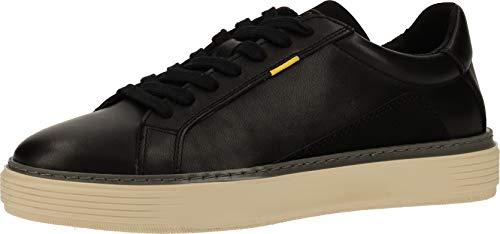 Camel Active Herren Avon Sneaker, Black, 42 EU