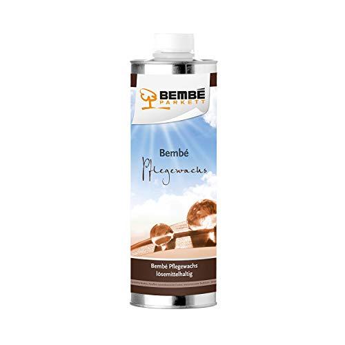 Bembé Pflegewachs für geöltes Parkett (reinigt, pflegt, regeneriert, schützt) 1 Liter