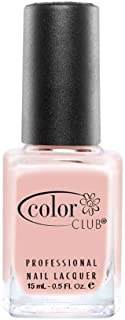 Color Club All About French Nail Polish Nude Little Miss Paris .05 Ounce