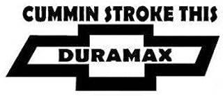 Best cummin stroke this duramax sticker Reviews