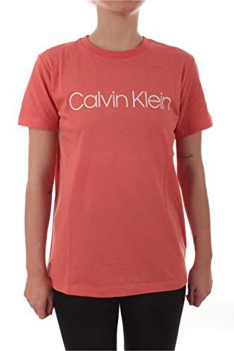 Calvin Klein Core Logo Womens Crew Neck Chemise M