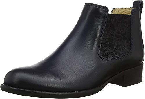 Gabor Shoes Damen Fashion Chelsea Boots, Blau (River (Ornament) 56), 38 EU