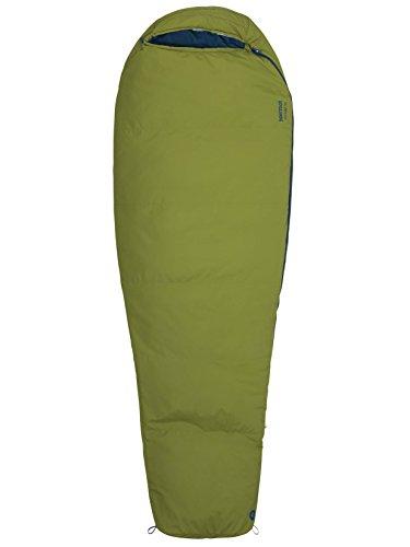 Marmot Voyager 55 Mummy Sleeping Bag, Cilantro, Regular
