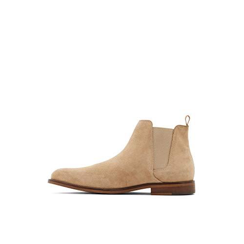 ALDO Herren Men's Dress Boots, Vianello-R Stiefelette, Hellbeige, 45 EU