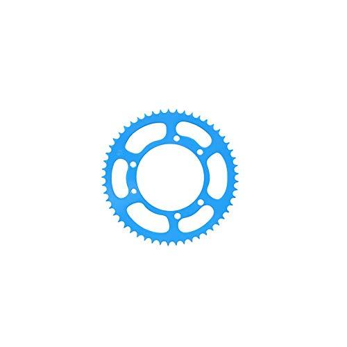 Couronne Moto 13 tun'r Compatible avec MRT/Senda 00/xp6/xlimit 03/xp7 cro/rs3 420 (53d) Bleu d105