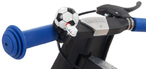 Firstbike Z5029 Sonnette de vélo Football