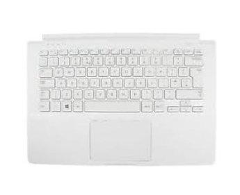 Samsung BA75-04676B Gehäuse mit Tastatur und Gehäuse für Notebook (Tastaturgehäuse, Deutsch, NP910S3G, NP915S3G)