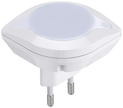Vimar 0A33101 Luce notturna LED con sensore crepuscolare 240V 0,5W